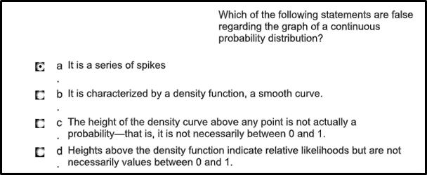 Discrete Probability Distribution sample 5