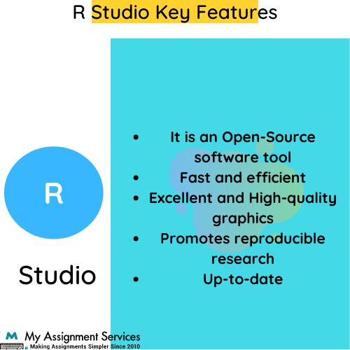 R Studio Key Features