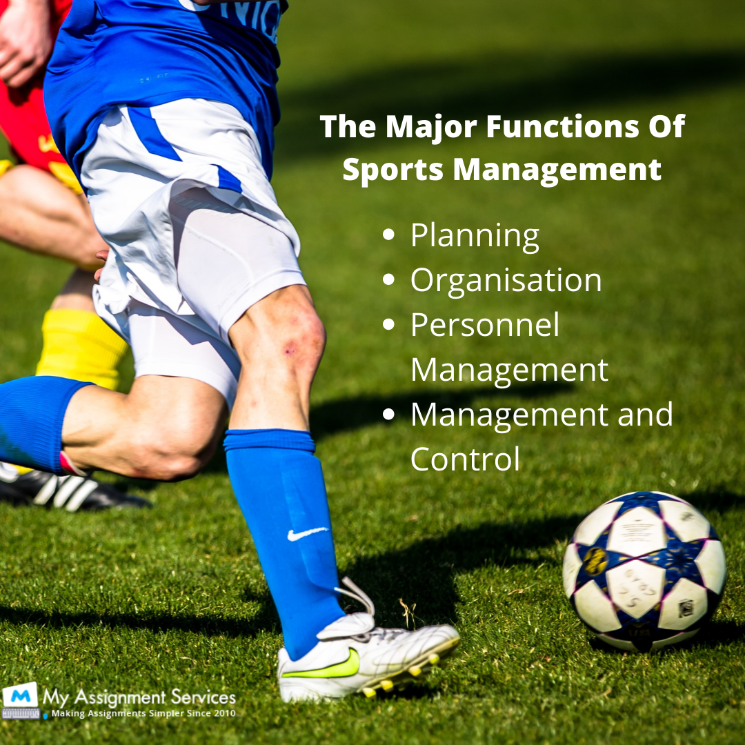 Sport Athlete Management Assignment Help