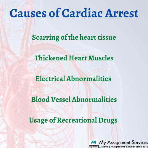 causes of cardiac arrest