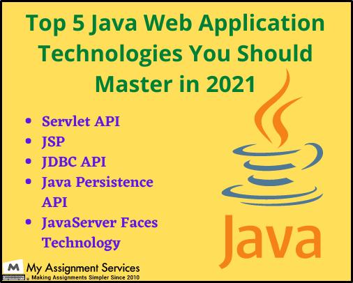 Top 5 Java Web Application