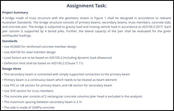 Finite Element Methods assignment task