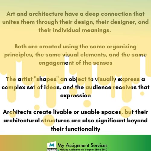 Arts Architecture Assignment