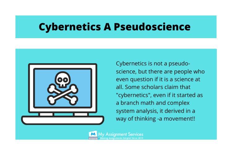cybernetics a pseudoscience
