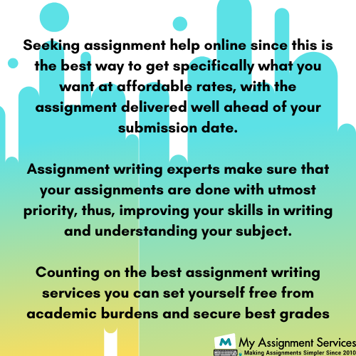 assignment help provider