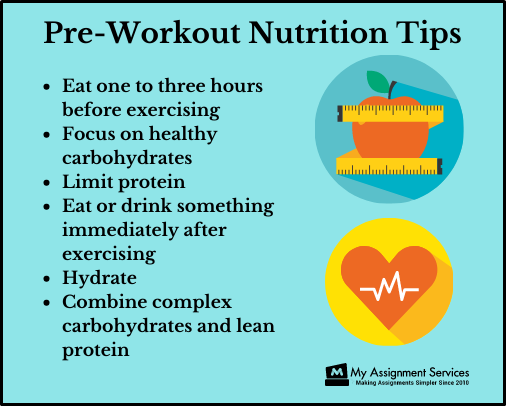 pre-workout Exercise tips