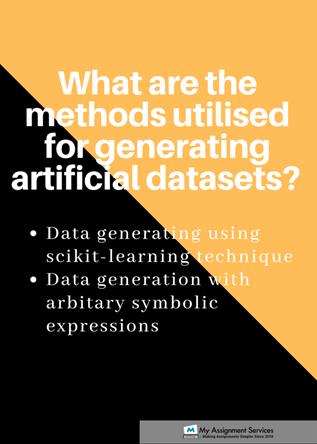 artificial datasets
