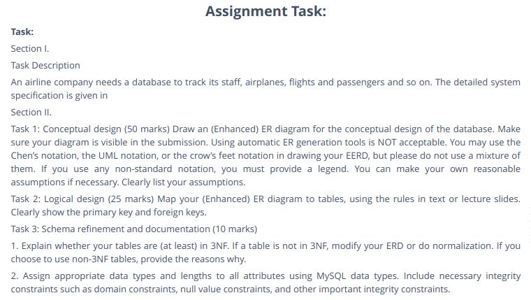 Data Management Assignment Case Study Help