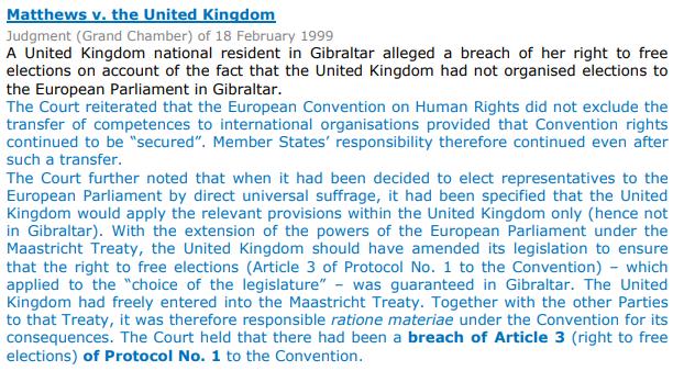 European Union Law Case Study sample