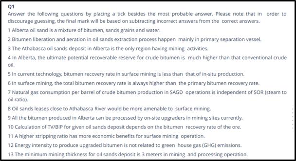 Fundamentals Of Oil Sands1