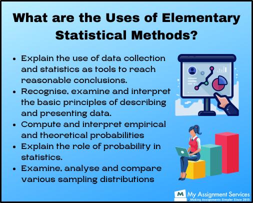 Elementary statistical method