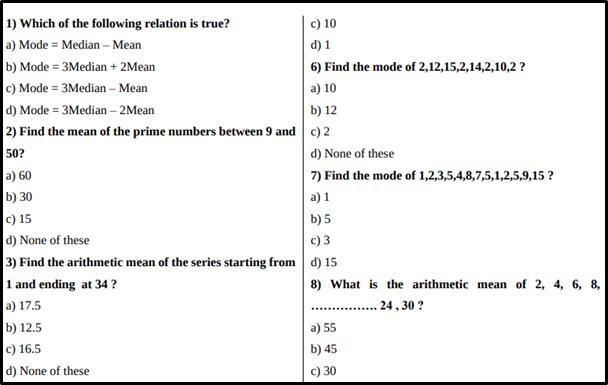 Elementary statistical method 2
