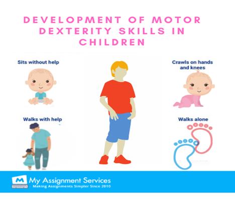 development of motor dexterity skills in Children