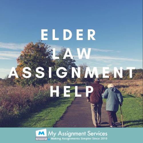Elder Law Assignment Help