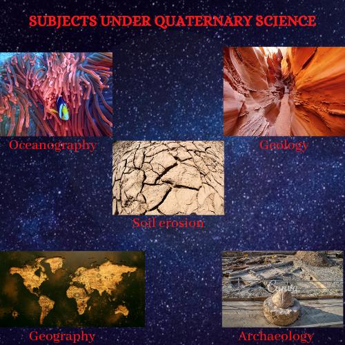 under quaternary science