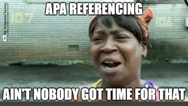 APA Referencing 2