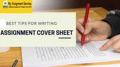 Griffith assignment cover sheet Online