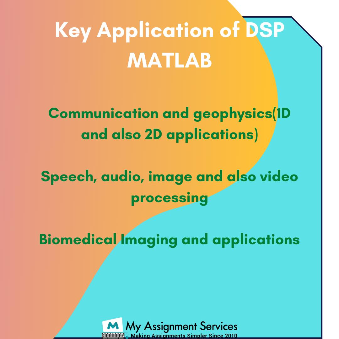 online DSP MATLAB code assignment help