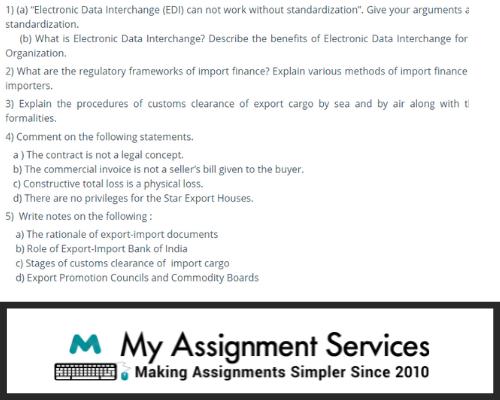 Custom Procedures Assignment sample