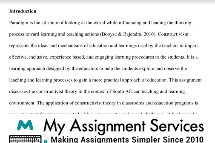 Cognitive Development Assignment Help Online
