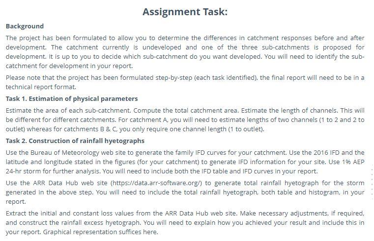 Environmental Fluids Assignment