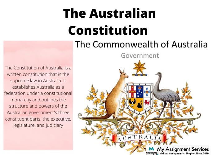 Australian Constitution Essay Help