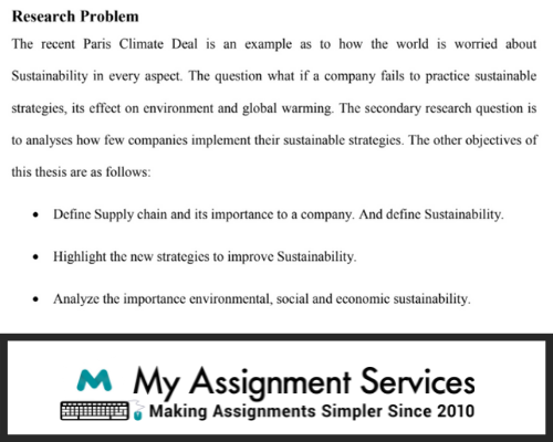 dissertation writing sample question