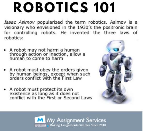 Robotics engineering assignment help