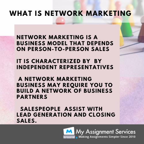 networking marketing