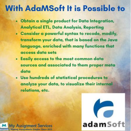 Adamsoft assignment help