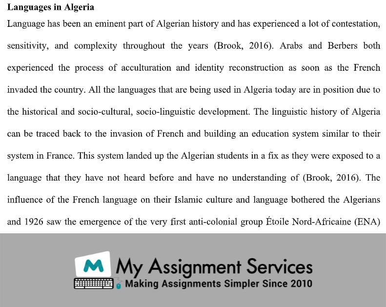 history case study sample