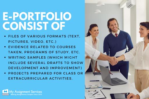 2points to be made up for e-portfolio