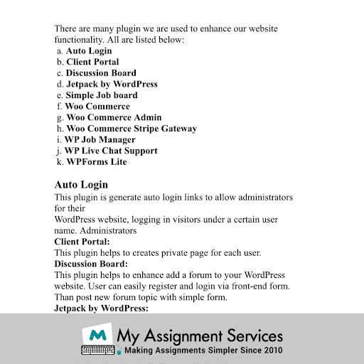 some useful Wordpress plugins