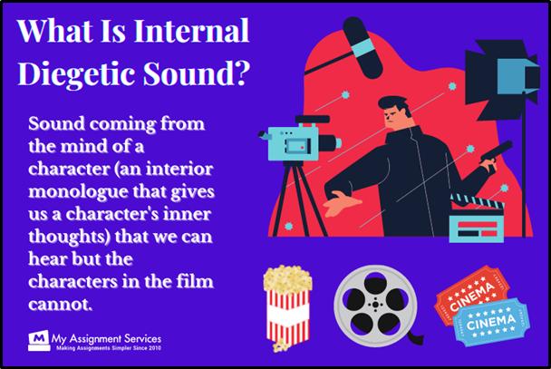 Internal diegetic sound