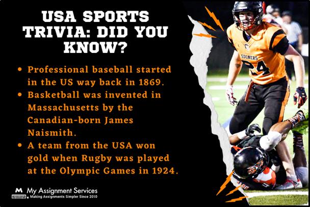 USA Sports Trivia