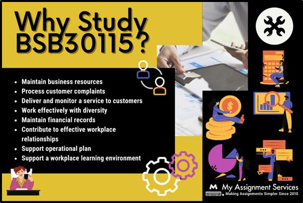 BSB30115 Assessment