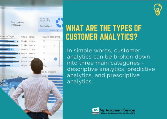 Types of Customer Analytics