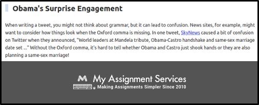 Obama's Surprise Engagement