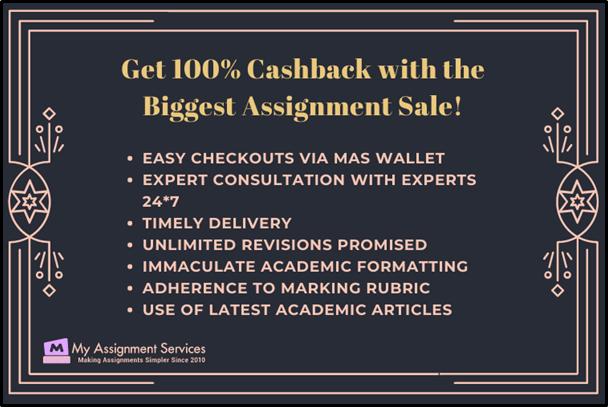 Get 100% cashback