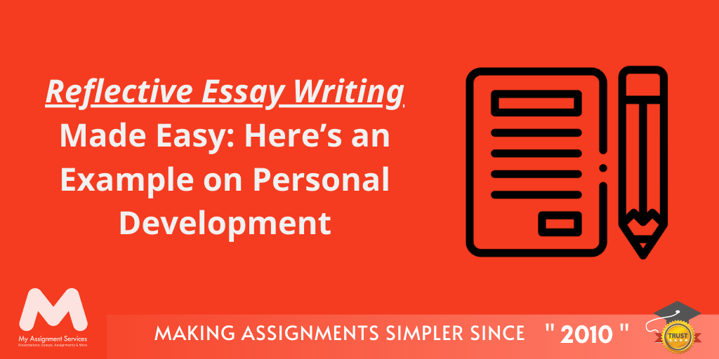 Reflective Essay Writing Example