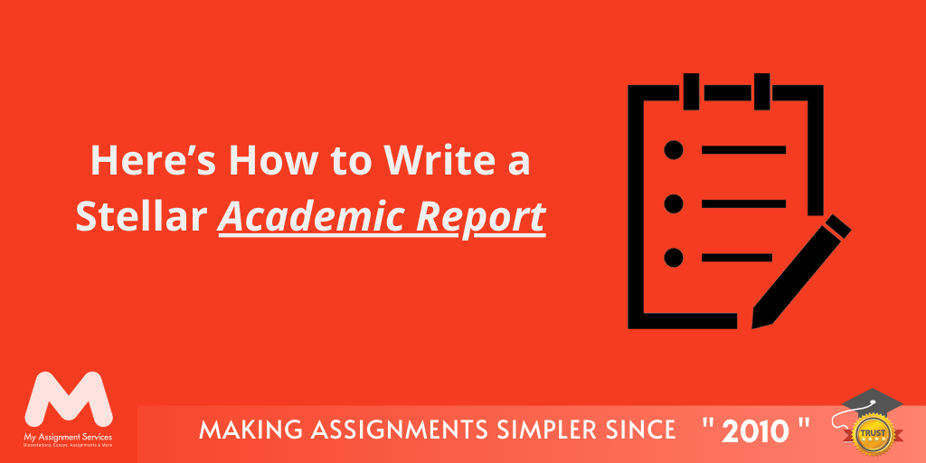 stellar academic report writing tips