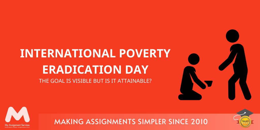 International Poverty Eradication Day