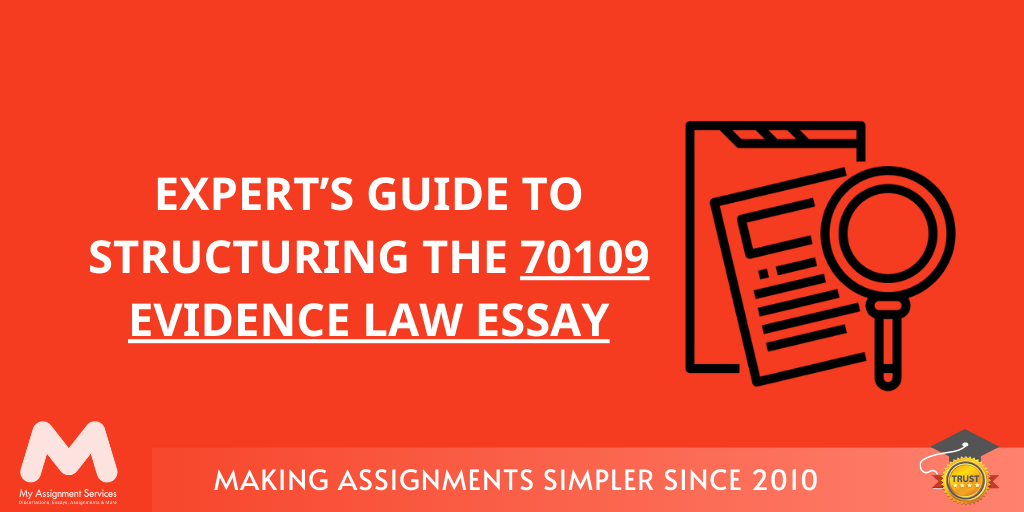 70109 Evidence Law Essay Guide
