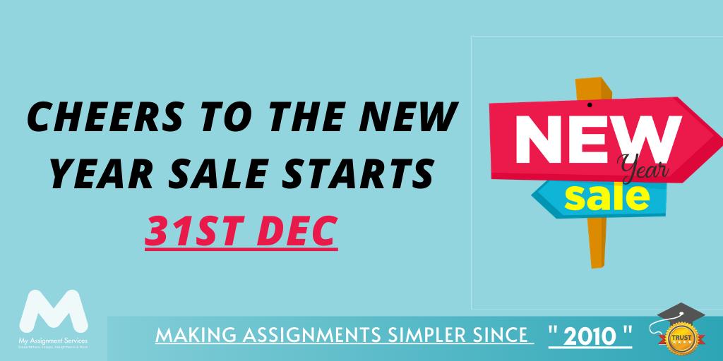 Biggest New Year Sale