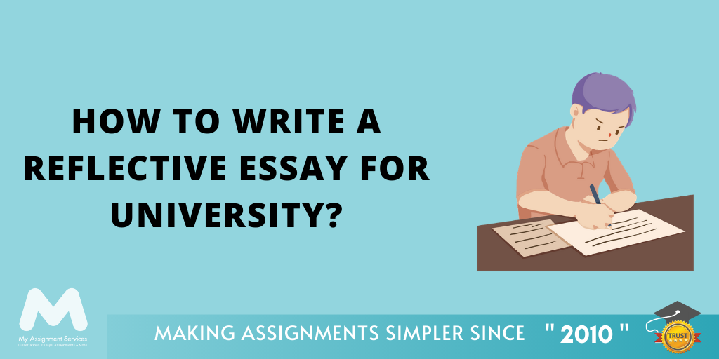 reflective essay for university