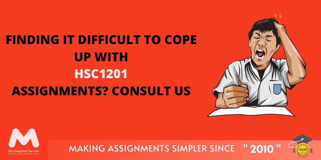 HSC1201 Application Of Maths And Statistics