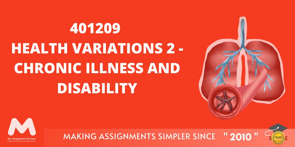 Health Variations 2 Chronic Illness And Disability
