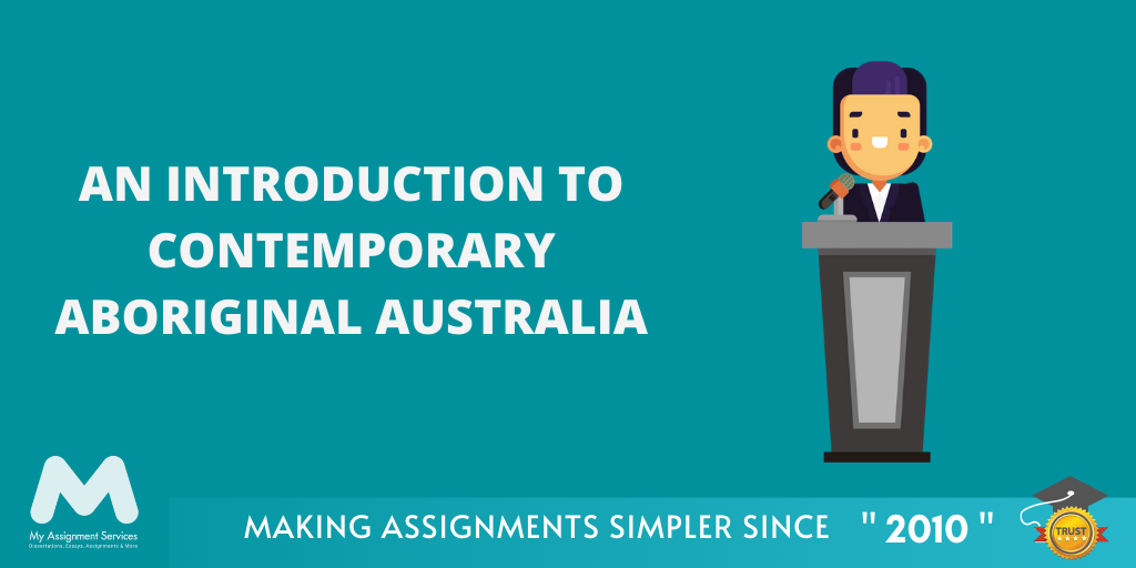Introduction to Contemporary Aboriginal Australia