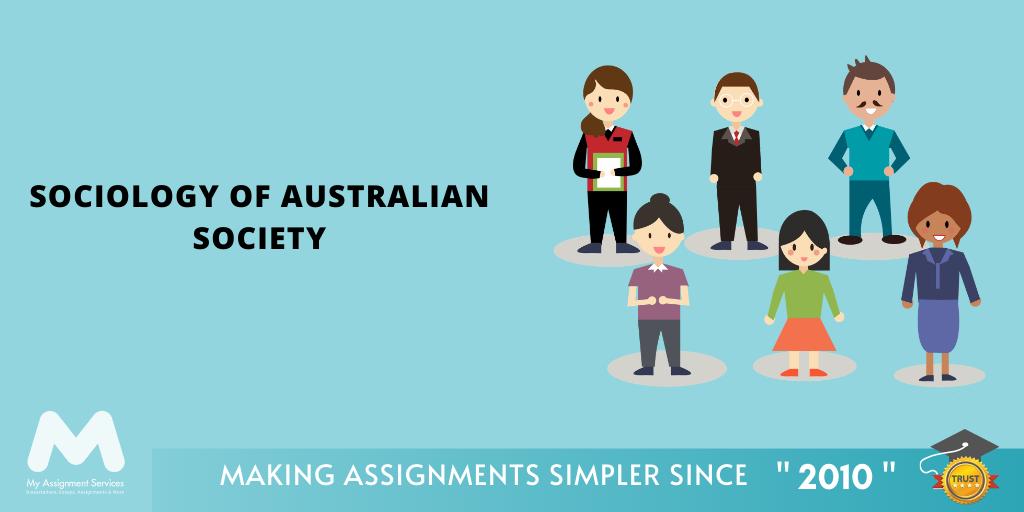 Sociology of Australian Society