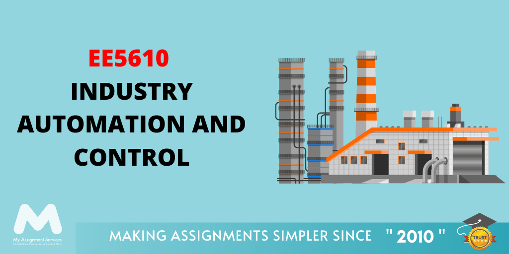 EE5610 Industry Automation and Control